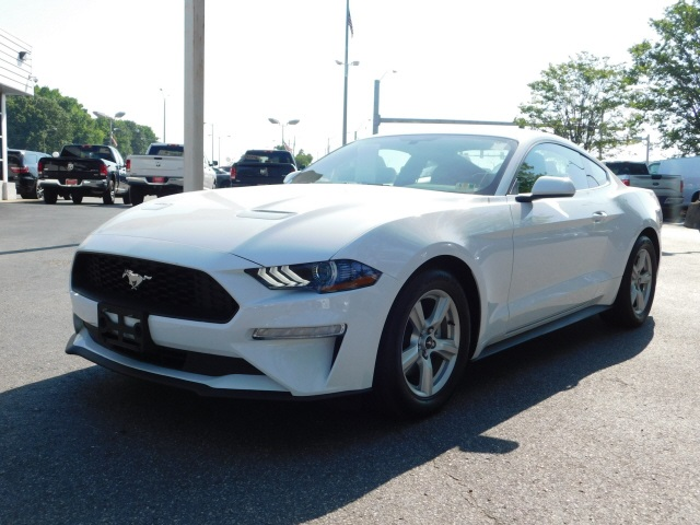 Pre-Owned 2018 Ford Mustang EcoBoost