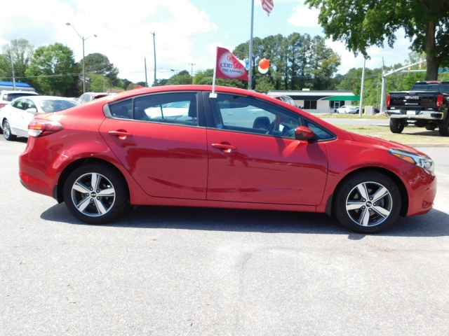 Certified Pre-Owned 2018 Kia Forte S