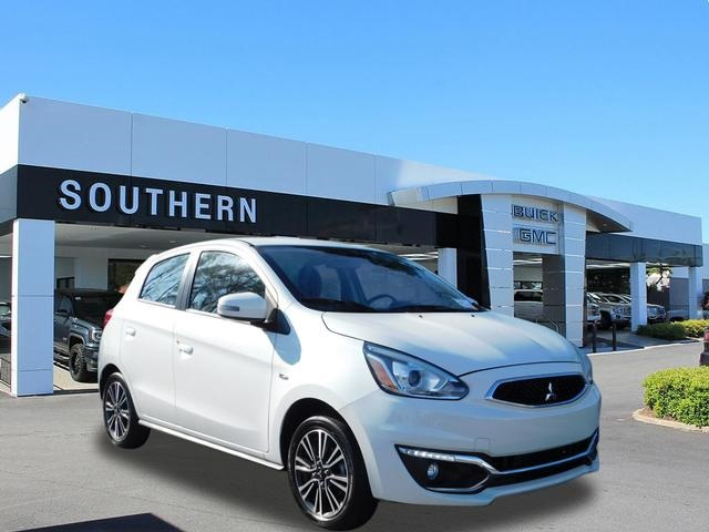 Pre-Owned 2017 Mitsubishi Mirage GT