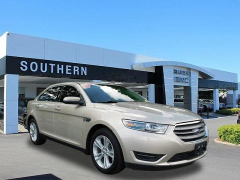 Certified Pre-Owned 2017 Ford Taurus SEL