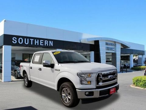 Certified Pre-Owned 2017 Ford F-150 XLT