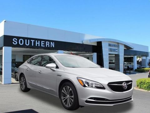 Certified Pre-Owned 2018 Buick LaCrosse Premium I Group