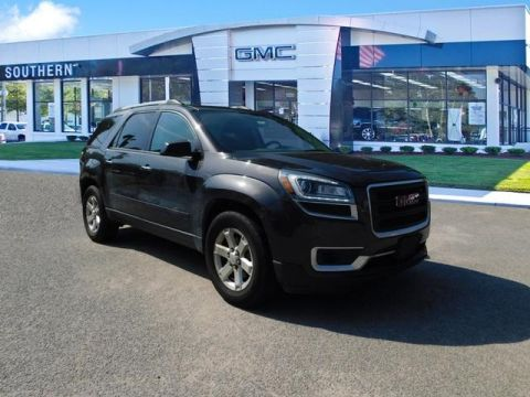 Certified Pre-Owned 2014 GMC Acadia SLE-1