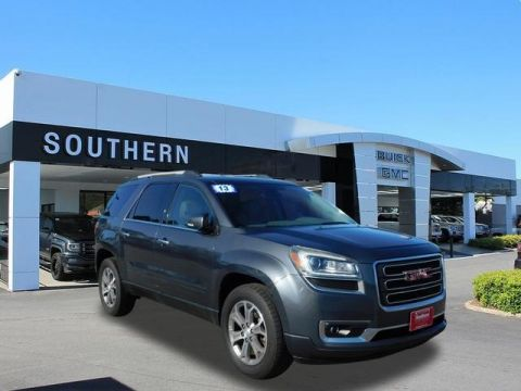 Certified Pre-Owned 2013 GMC Acadia SLT-1
