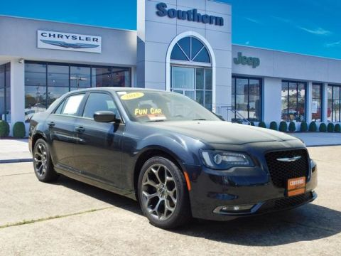 Pre-Owned 2015 Chrysler 300 S