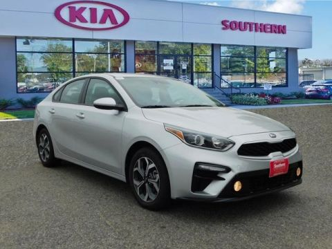 Certified Pre-Owned 2019 Kia Forte LXS