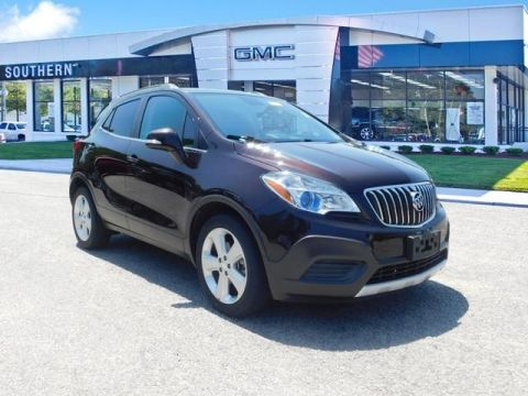 Certified Pre-Owned 2016 Buick Encore Base
