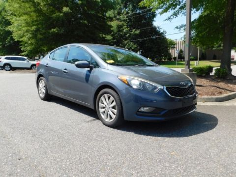 Certified Pre-Owned 2014 Kia Forte EX