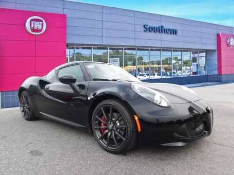New 2018 Alfa Romeo 4C Base